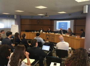Meeting the institutions with WIPO, ICC, and CAM 2